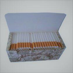 cigarrillos vacios